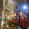 Ночная молодежная Божественная Литургия в Матронинском храме Алматы