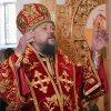 Епископ Каскеленский Геннадий совершил Божественную Литургию в неделю «о слепом»