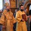 Служение викариев Астанайской епархии в неделю Всех святых, в земле Русской просиявших