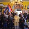 В день памяти пророка Илии в Ильинском приходе села Песчаное Теренкольского района отметили престольный праздник