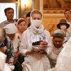 19 августа - Служение викария Астанайской епархии в праздник Преображения Господня