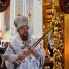 Служение викария Астанайской епархии в храме Южной столицы в неделю 9-ю по Пятидесятнице
