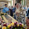 В праздник Успения Пресвятой Богородицы архиепископ Антоний совершил Божественную литургию в Свято-Успенском соборе города Атырау