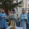 Управляющий епархией вознес молитвы о жертвах трагедии в Таразе