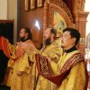Служение епископа Амфилохия в Неделю 11-ю по Пятидесятнице