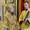 Служение епископа Геннадия в день памяти благоверного князя Александра Невского