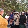 Архиерейская Литургия в праздник святого Александра Невского