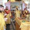 Архипастырский визит в город Зыряновск. Престольное торжество Даниловского храма