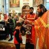 Чин Воздвижения Креста Господня в главном храме Костанайской епархии