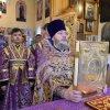 Архиерейская Литургия в праздник Воздвижения Честнаго Креста Господня